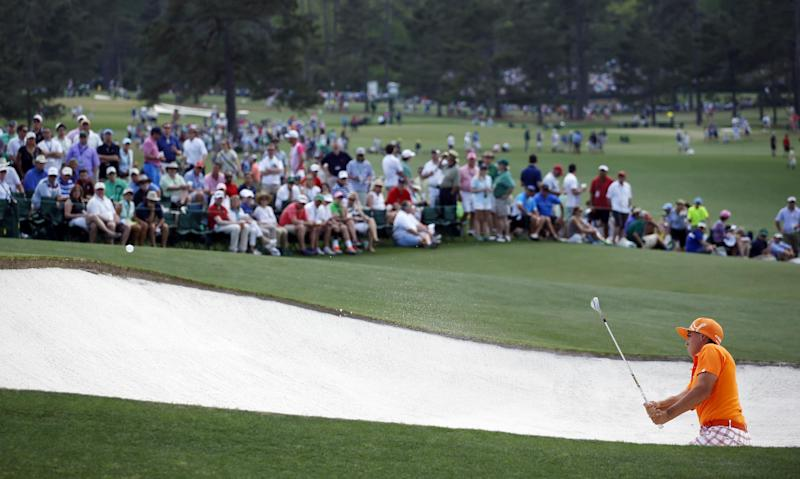 No cellphone, no problem at tradition-rich Masters