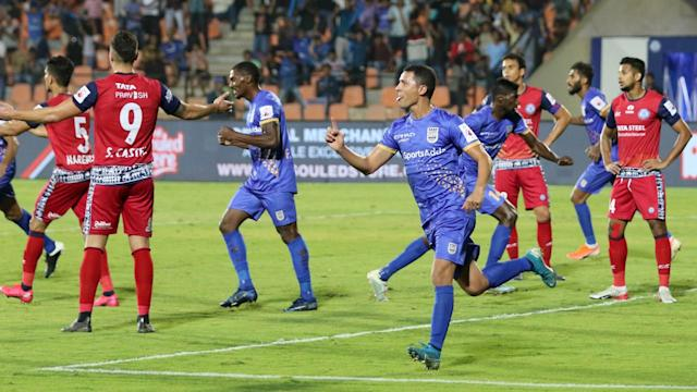 Mumbai City vs Jamshedpur