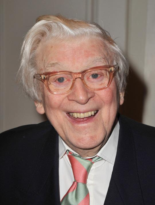 Jimmy Perry in 2016 (Credit: 2016)