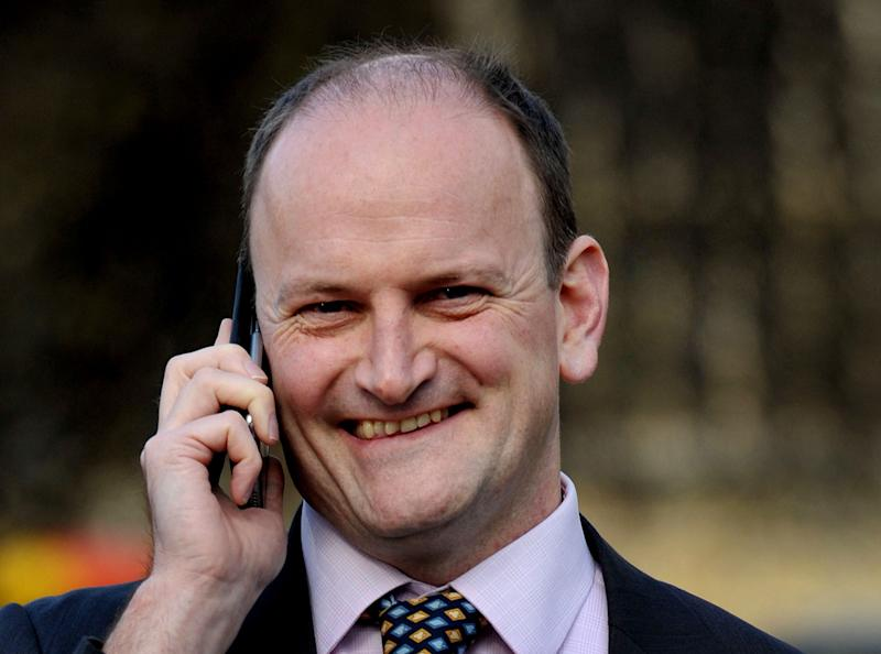 Douglas Carswell, Member of Parliament for Clapton: PA