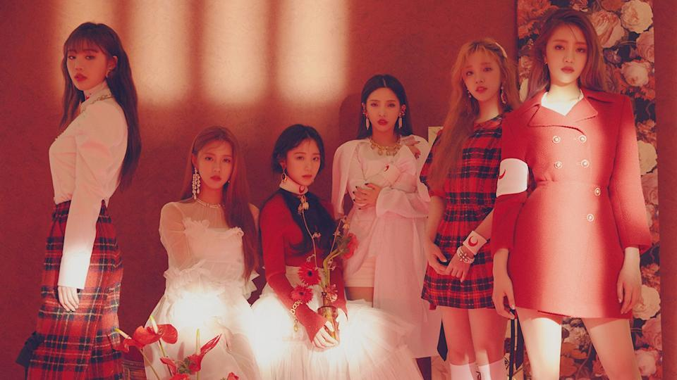 Interview: K-Pop Group (G)I-dle on Their Individual Approaches to Beauty |  Allure