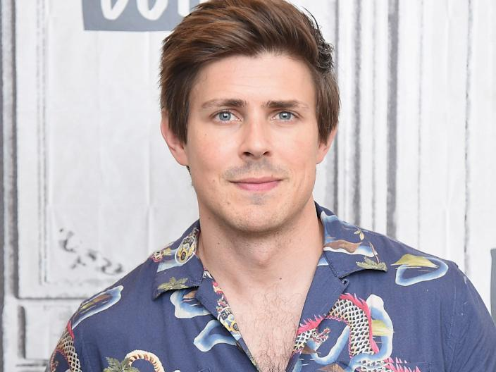 chris lowell august 2019