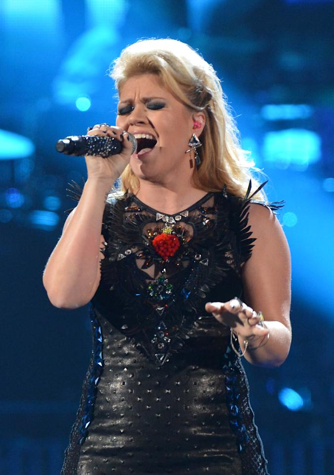 "(Slight) Surprise: Kelly Clarkson's ""Stronger (What Doesn't Kill You)"" was nominated for Record of the Year. The record was widely admired (as is Clarkson), so what's the surprise? It's the first hit by an American Idol finalist to be nominated in that category. The song was also nominated for Song of the Year, a songwriter's award, but Clarkson didn't write it."