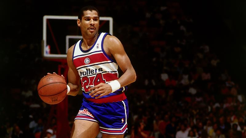 Jeff Malone is one of the NBA's most underrated scorers of the 1980s. (Scott Cunningham/NBAE via Getty Images)