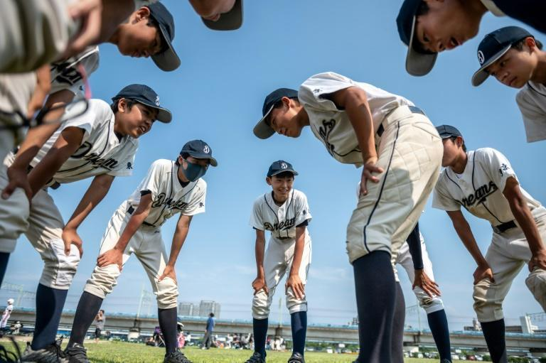 High school baseball is closely followed in Japan