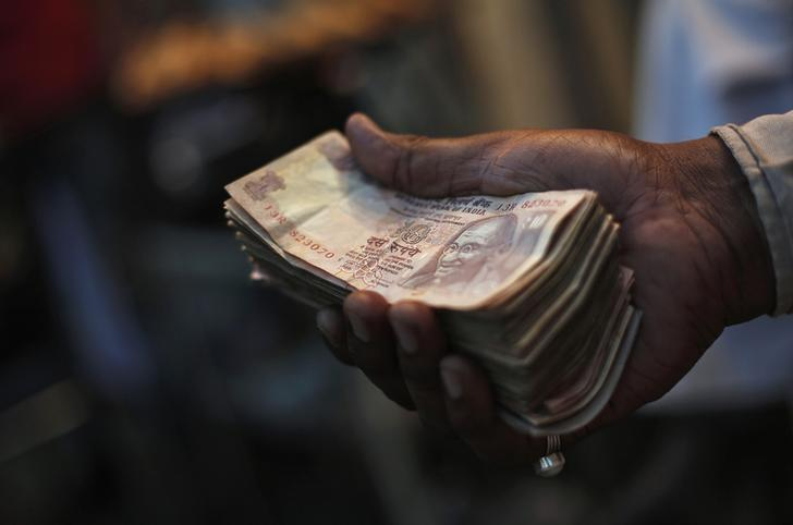 Rupee marks biggest weekly fall in over four months