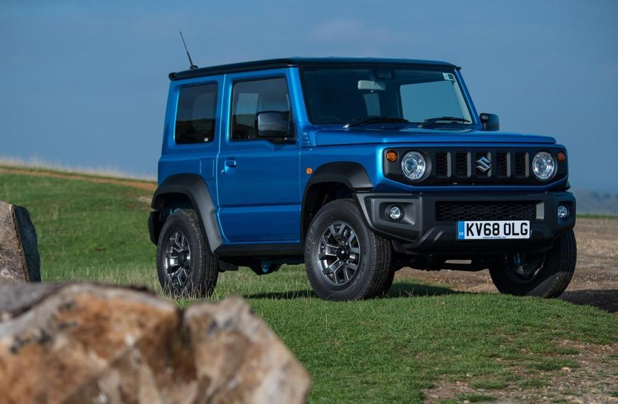 India earlier had the Jimny in its much older avatar, the Gypsy, and this new one has much the same ethos. Small, nimble, off-road ready -- this is designed to be a mountain goat.
