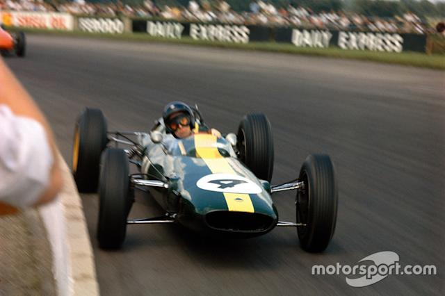 "1963: 10 gare - campione: Jim Clark <span class=""copyright"">LAT Images</span>"