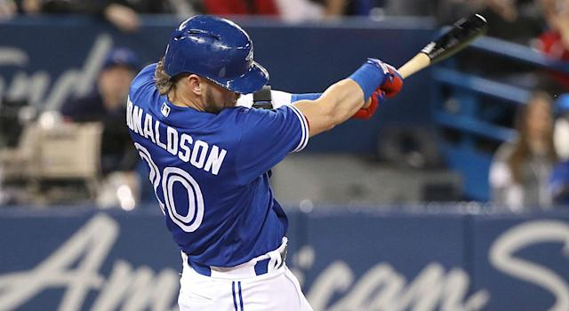 Josh Donaldson is getting close to a return. (Getty Images)
