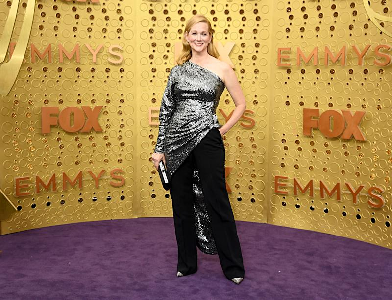 Laura Linney at Fox Emmy event