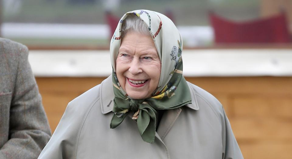 The Queen usually spends the summer months at her Scottish home Balmoral. (Getty Images)