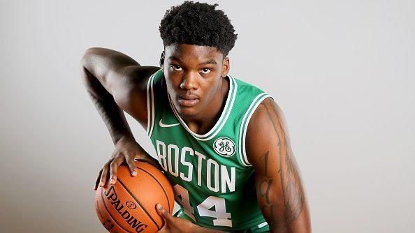 Robert Williams diagnosed with bone edema in left hip