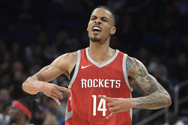 The Rockets are reportedly signing Gerald Green to a guaranteed contract. (AP)