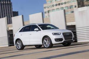 Audi Enters the Premium Compact Class of SUVs With the Sporty and Versatile New 2015 Q3