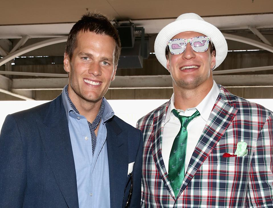 These two guys are going to play together again. (Photo by Robin Marchant/Getty Images for Churchill Downs)