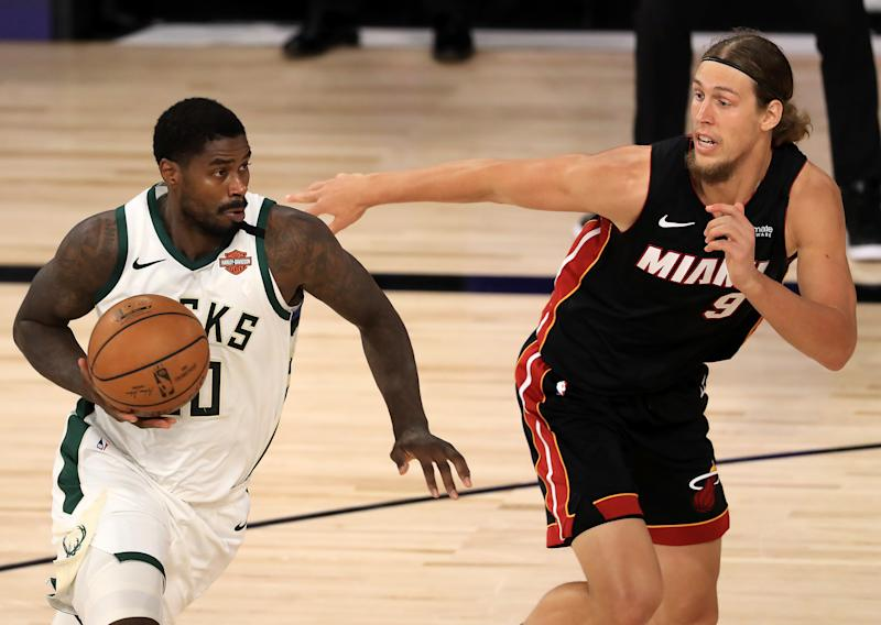 Milwaukee Bucks forward Marvin Williams
