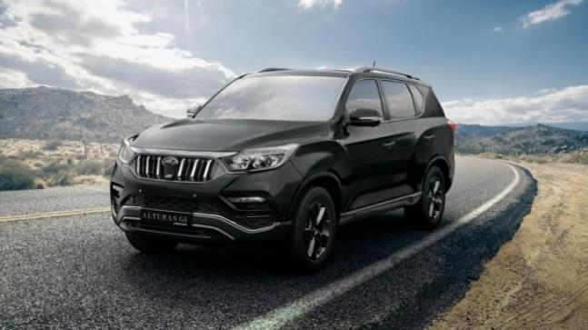 Mahindra and Mahindra said in a regulatory filing that the expected cumulative volume from the three new launches -- Marazzo, Alturas G4 and XUV300 -- is in the range of 9,000 per month.