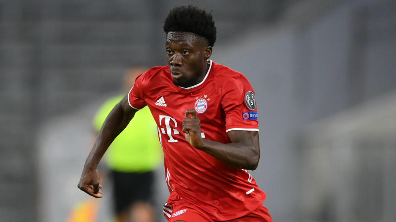 Champions League final: Only Bayern Munich's Alphonso Davies has the speed to get this far, this fast