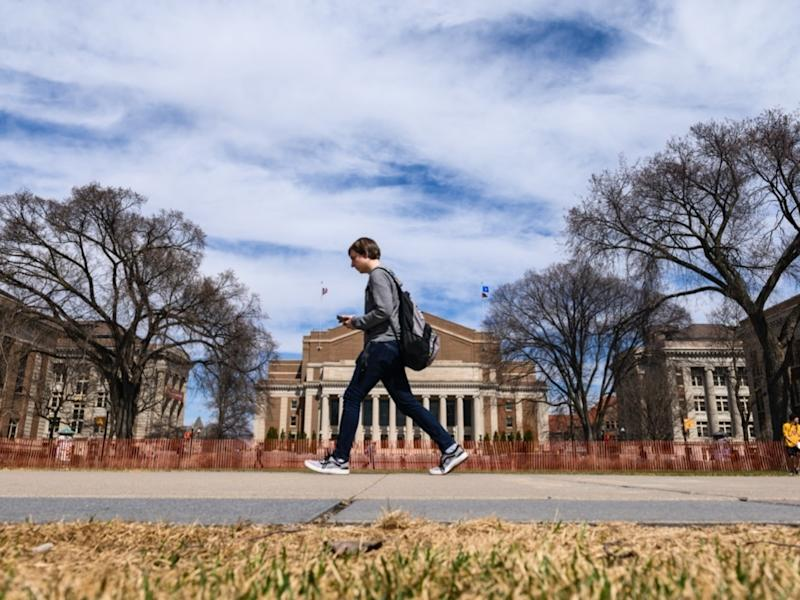University of Minnesota students could return to campus as early as July.