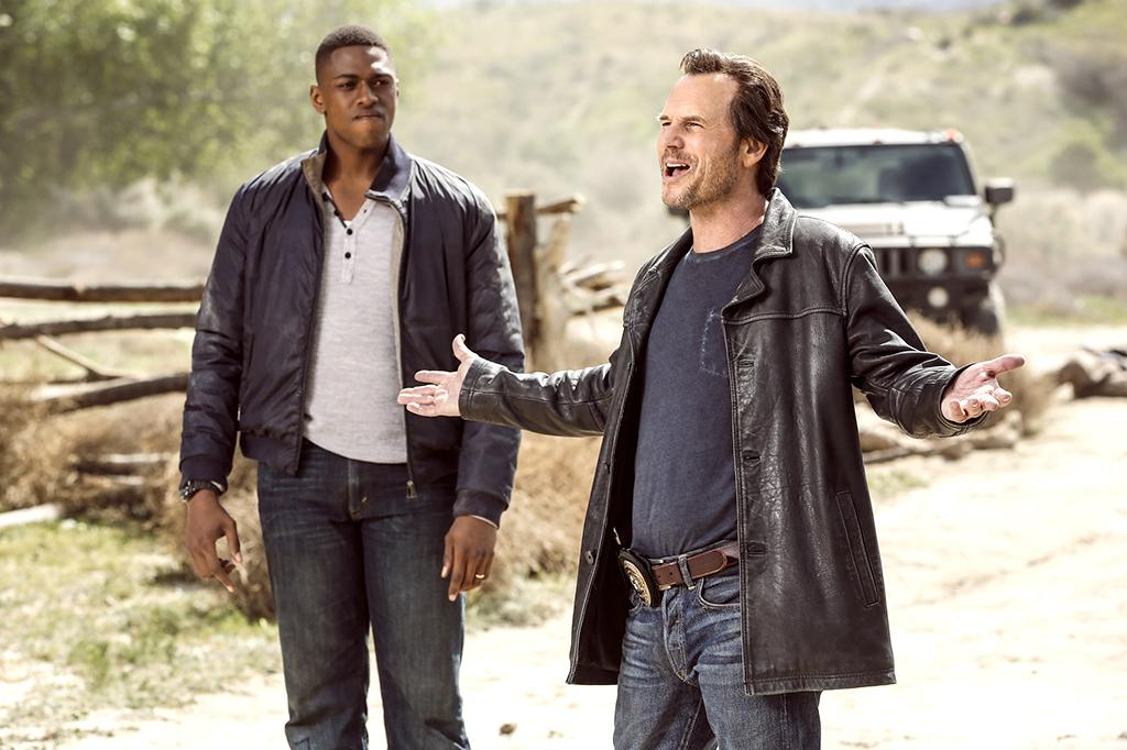 """<p><b>The 1-Sentence Pitch: </b> Showrunner Will Beall promises that his adaptation of Antoine Fuqua's hit 2001 movie will be a """"one-hour procedural in which none of the rules of procedure are followed."""" <br /><br /><b>What to Expect: </b> The series takes place 15 years after L.A. cop Jake Hoyt (Ethan Hawke) took his first — and only — ride along with Alonzo Harris (Denzel Washington, who won an Oscar for his performance). """"It's known as the 'Alonzo Harris Scandal' and it had an impact that's still being felt on the police department and the city,"""" reveals Beall. Eager to avoid a sequel to that scandal, the LAPD embeds stalwart officer Kyle Craig (Justin Cornwell) in the Special Investigation Section overseen by the rough-and-tumble Frank Rourke (Bill Paxton). """"Kyle goes undercover inside Frank's unit with the idea of bringing Frank down before he can do the kind of damage that Alonzo did 15 years ago. So this may end up being the story of Kyle's descent into corruption or it may be the story of Frank's redemption."""" <br /><br /><b>Training Days: </b> While the movie unfolds over one 24-hour period, the show is going to have a much longer timespan. """"This isn't <i>24</i>,"""" Beall says, laughing. """"Part of the fun of the series is that we get to live with these guys for years and years."""" <i>— EA</i> <br /><br />(Credit: Robert Voets/CBS) </p>"""