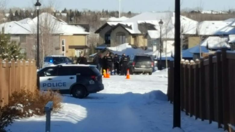 Impaired-driving suspect shot dead by Edmonton police officer in city's southwest