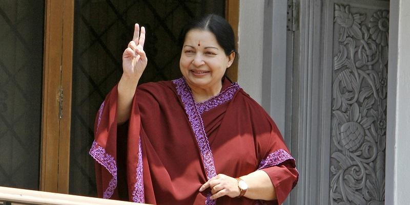 J. Jayalalithaa was worshipped no less than divinity as she inspired a cult following, with followers calling her 'Adi parashakti', which means the ultimate powerful goddess in Tamil.