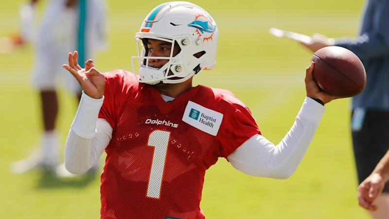 When will Tua Tagovailoa start for Dolphins? Miami's patience with rookie QB leaves 2020 debut in flux