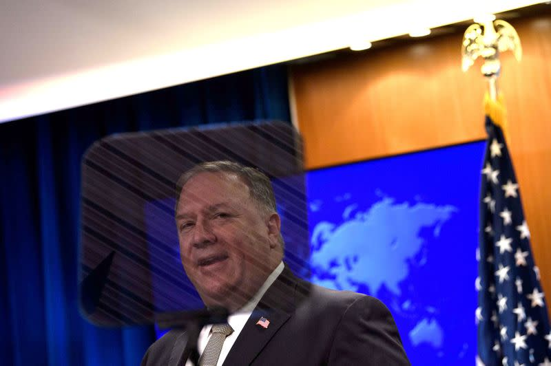 East Asia allies likely to bide time as U.S. election looms over Pompeo trip