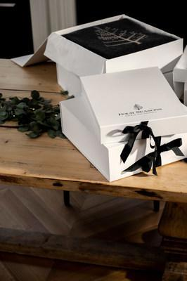 Gift giving is made easy with elegant packaging and delivery available throughout the US and Canada