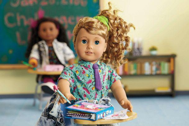 PHOTO: American Girl has released a fun new '80s-inspired doll. (American Girl)