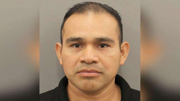 PHOTO: Tomas Mejia, 42, has been charged with negligent homicide after his 12-year-old daughter crashed a car into a neighbor and killed him in Houston on Thursday, Aug. 15, 2019. (KTRK)