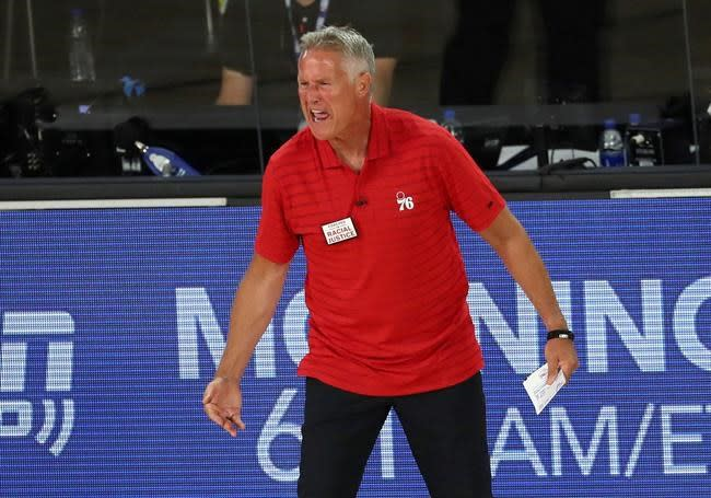 76ers fire Brett Brown after being swept out of playoffs