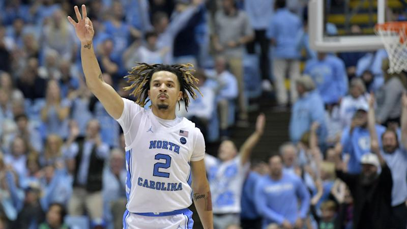 Cole Anthony's injury extends North Carolina's losing streak, presents big challenge for Roy Williams