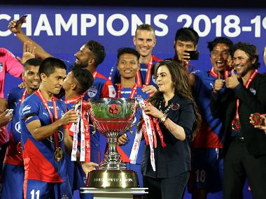 ISL 2018-19: Bengaluru FC captain Sunil Chhetri says outstanding defensive work from team was key to clinching title
