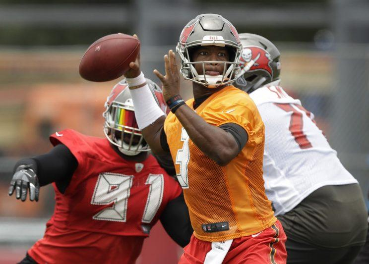Will Jameis Winston be the NFL's first $30 million man? (AP)