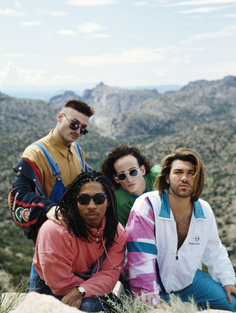 """<p>At the height of their popularity in 1992, Color Me Badd was featured on an episode of <em>90210</em> (the original, not even the reboot). That was kind of a huge deal back then. Formed in the '80s, their first hit wasn't until the early '90s with subtly named classic """"I Wanna Sex You Up."""" They also hit the charts with """"All4 Love"""" and """"I Adore Mi Amor.""""</p>"""