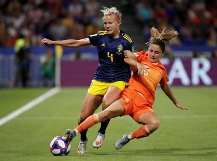 Women's World Cup - Semi Final - Netherlands v Sweden