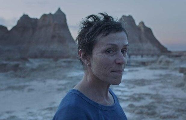 'Nomadland' Wins Audience Award at Toronto Film Festival