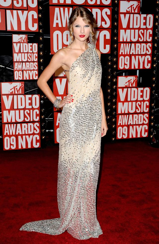 Atthe 2009 MTV Video Music Awards at the Radio City Music Hall in New York City.
