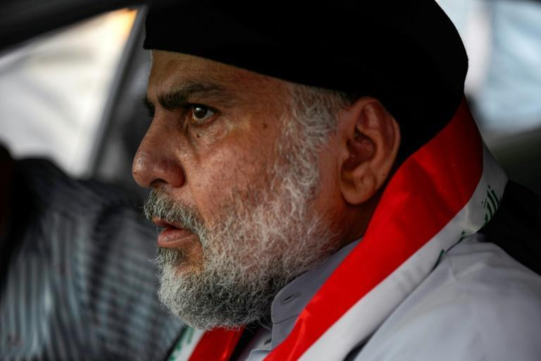 Sadr battled US forces with his Mehdi Army militia after the 2003 US-led invasion of Iraq but is now a fickle politician