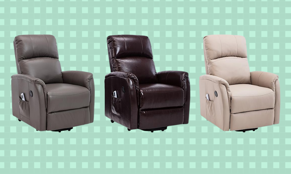 This chair has so many great features — and it's on mega-sale! (Photo: HSN)