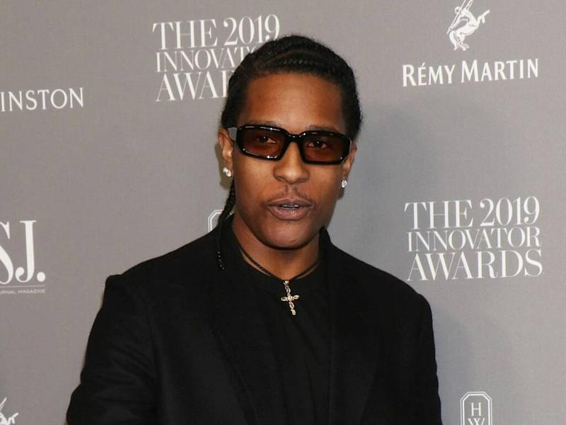 A$AP Rocky seeking restraining order against obsessive fan