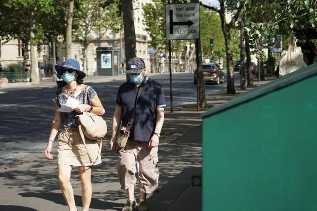 "Coronavirus : la Belgique place Paris en ""zone rouge"""