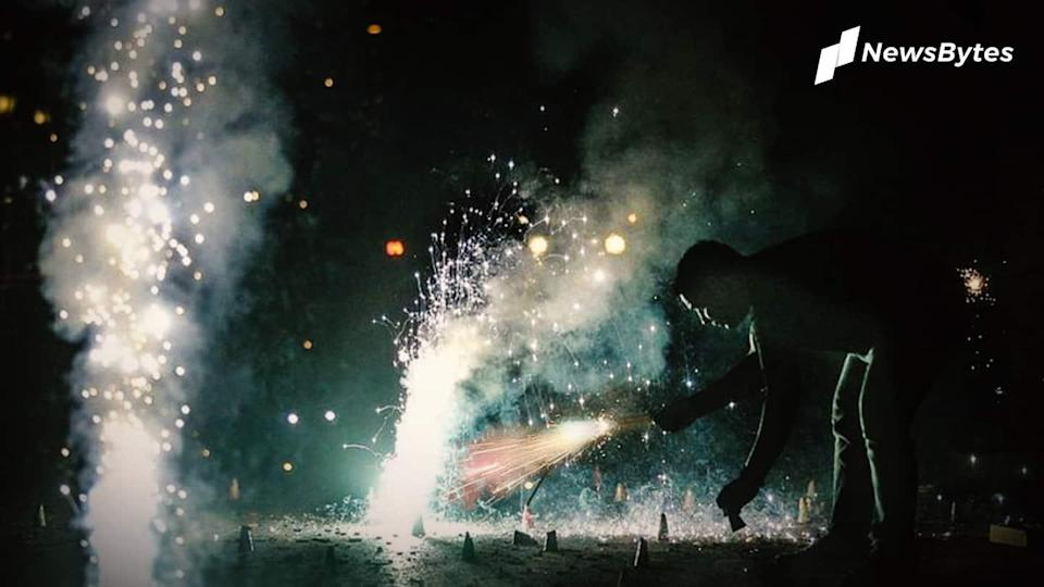 NCR: Total ban on firecrackers from midnight till November 30