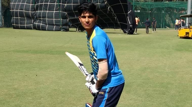 It is not very easy for Shubman to balance studies and cricket