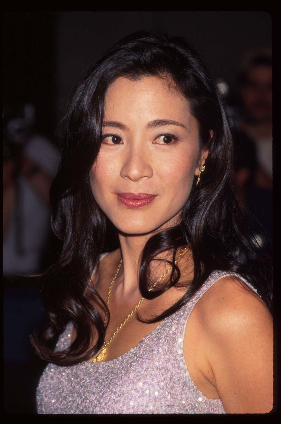 <p>Long before her Hollywood fame, Michelle was crowned the winner of Miss Malaysia in 1983. </p>