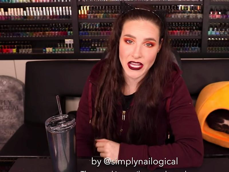 simply nailogical cristine rotenberg youtube