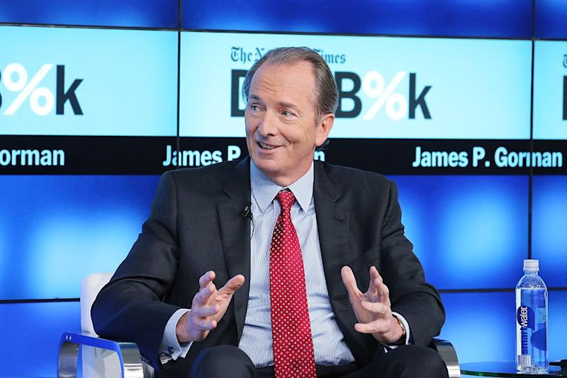 There's been a big shakeup at Morgan Stanley — and it shows