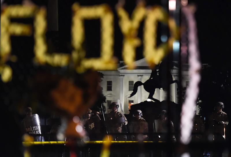 Image: Washington Protest (Olivier Douliery / AFP - Getty Images)
