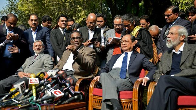 On Friday, four senior judges of the SC dropped a bombshell calling a press conference to express their dissent against the way CJI Dipak Misra was functioning.